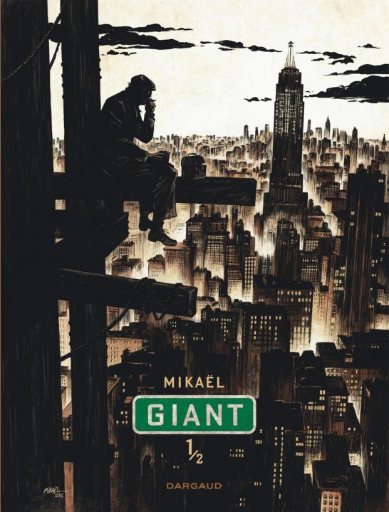 GIANT T1 TOME 1 XXX DARGAUD